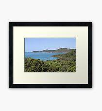 Island Empire Framed Print