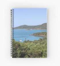Island Empire Spiral Notebook