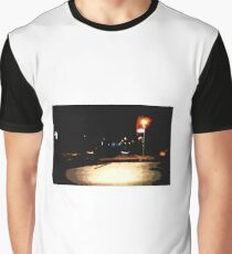 Dark Street Graphic T-Shirt