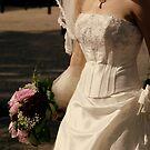 Wedding dress details by supermimai