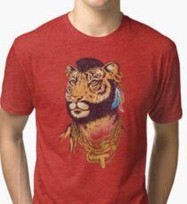 Mr. T(iger) Tri-blend T-Shirt