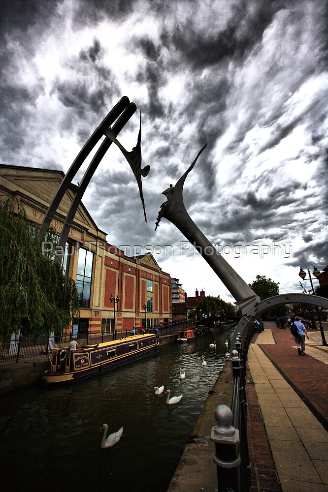 River Witham @ Lincoln by Paul Thompson Photography