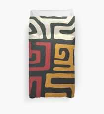 Afrocentric - Mudcloth Duvet Cover