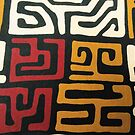 Afrocentric - Mudcloth by CrazyCraftLady