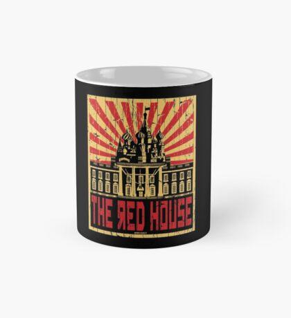 Vintage The Red House Mug
