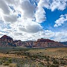 Red Rock Canyon by Mike Herdering