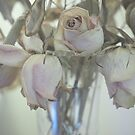 Faded Roses  by Karen E Camilleri