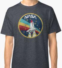 Camiseta clásica Nasa Vintage Colors V01