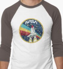 Nasa Vintage Colors V01 Men's Baseball ¾ T-Shirt