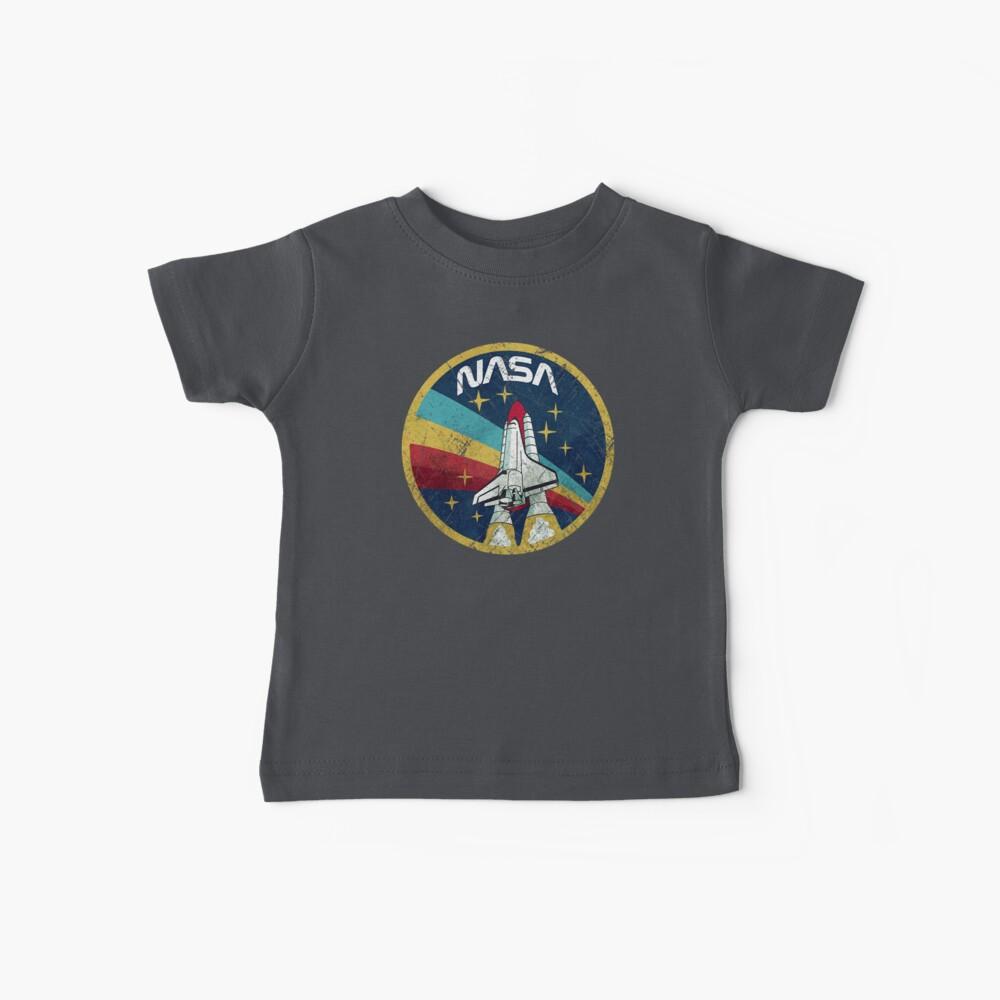 Nasa Vintage Colors V01 Baby T-Shirt