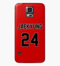 Rainbow Jaekyung Jersey Case/Skin for Samsung Galaxy