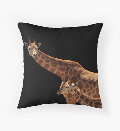 Watch Over You Throw Pillow