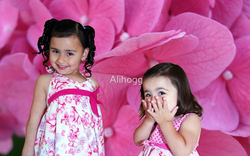 Sisters by Alihogg