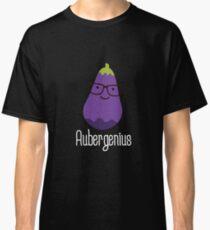 Aubergenius on dark Classic T-Shirt