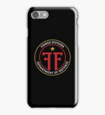 Fringe Division iPhone Case/Skin