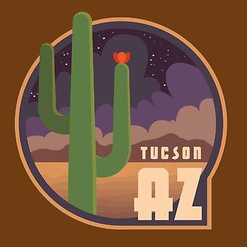 Tucson, AZ by knightsofloam