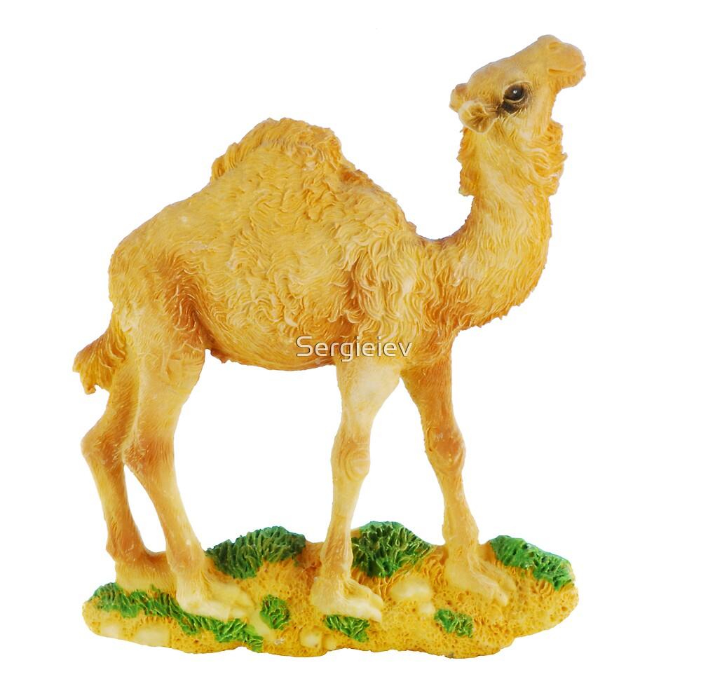 figurine of camel by Sergieiev