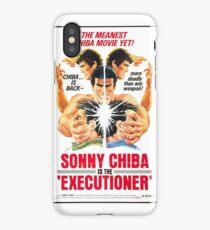 Executioner iPhone Case/Skin