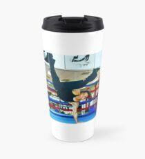 Paulino Sensei  武士 Travel Mug