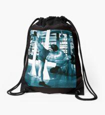 Paulino Sensei  武士 Drawstring Bag