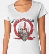 Kratos God Of War Women's Premium T-Shirt