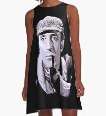 Sherlock Holmes A-Line Dress
