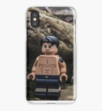 Brickography Pictures - New Moon iPhone Case/Skin