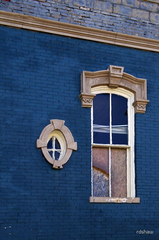 Little Oval, Big Window by rdshaw