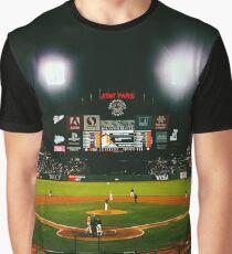 San Francisco Stadium Giants Graphic T-Shirt