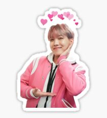 BTS J-Hope (Hoseok) Sticker