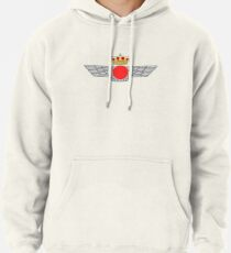 Emblem of the Spanish Air Force  Pullover Hoodie