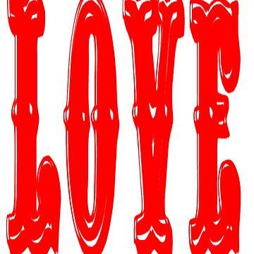 Love by treasureart