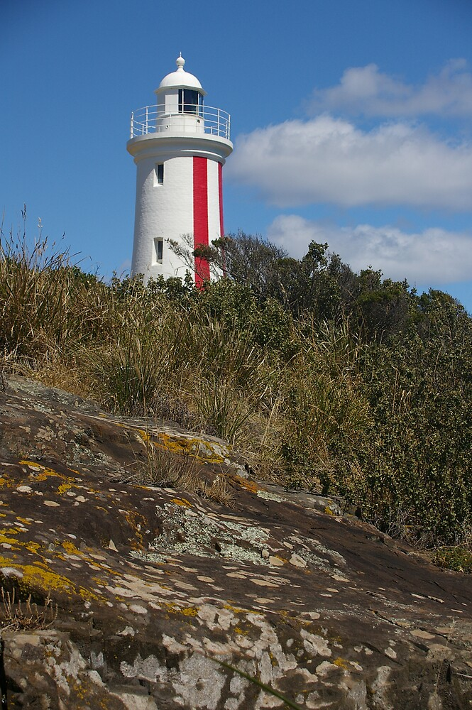 Devonport Lighthouse by Greg Eyre