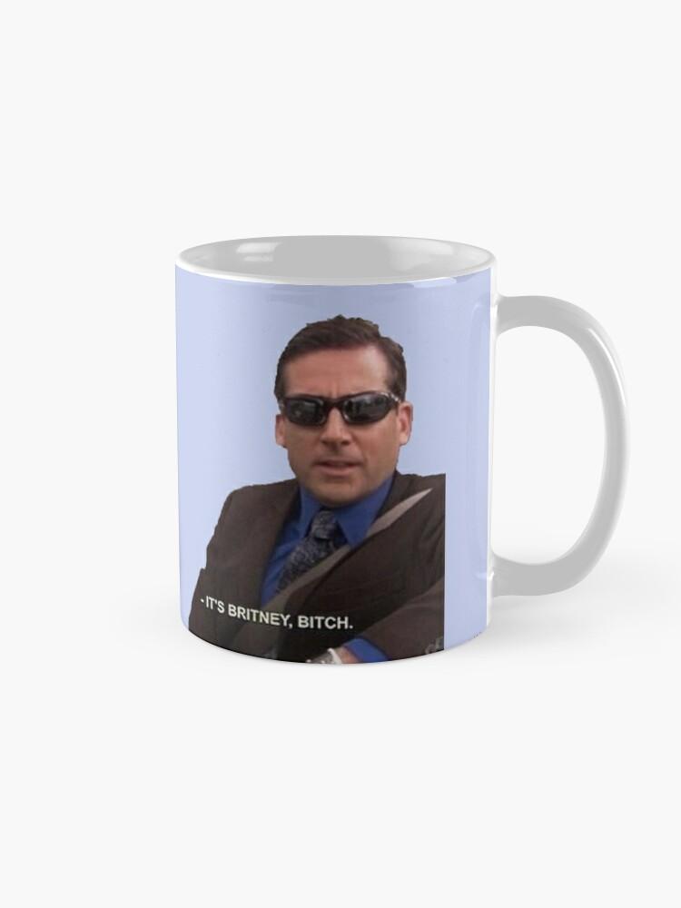 37804899c michael scott, the office - it's britney, bitch