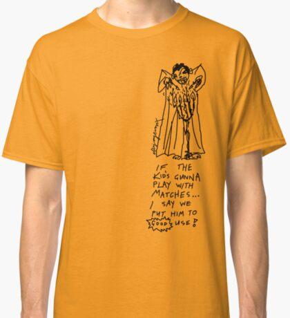 'Good Match #001.' Classic T-Shirt