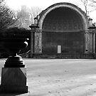 Central Park Bandshell by Mark Wilson