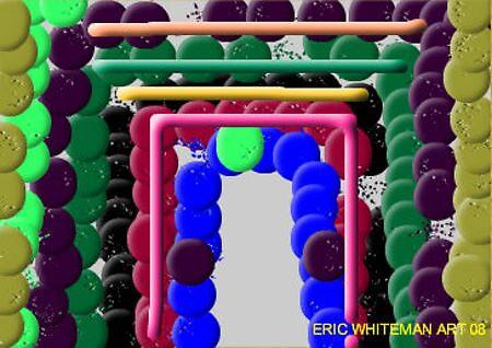 (THE DOORWAY TO CYBERSPACE )  ERIC WHITEMAN  by ericwhiteman