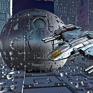Sphere City by blacknight