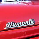 """""""Plymouth"""" by Lynn Bawden"""