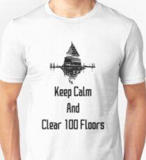 SAO Keep Calm Unisex T-Shirt