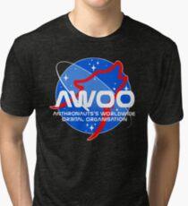 awoo Tri-blend T-Shirt