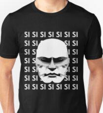 Mussolini SI SI SI Unisex T-Shirt