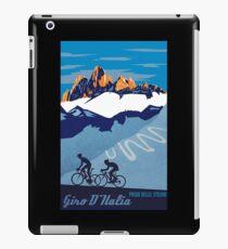 giro d italia iPad Case/Skin