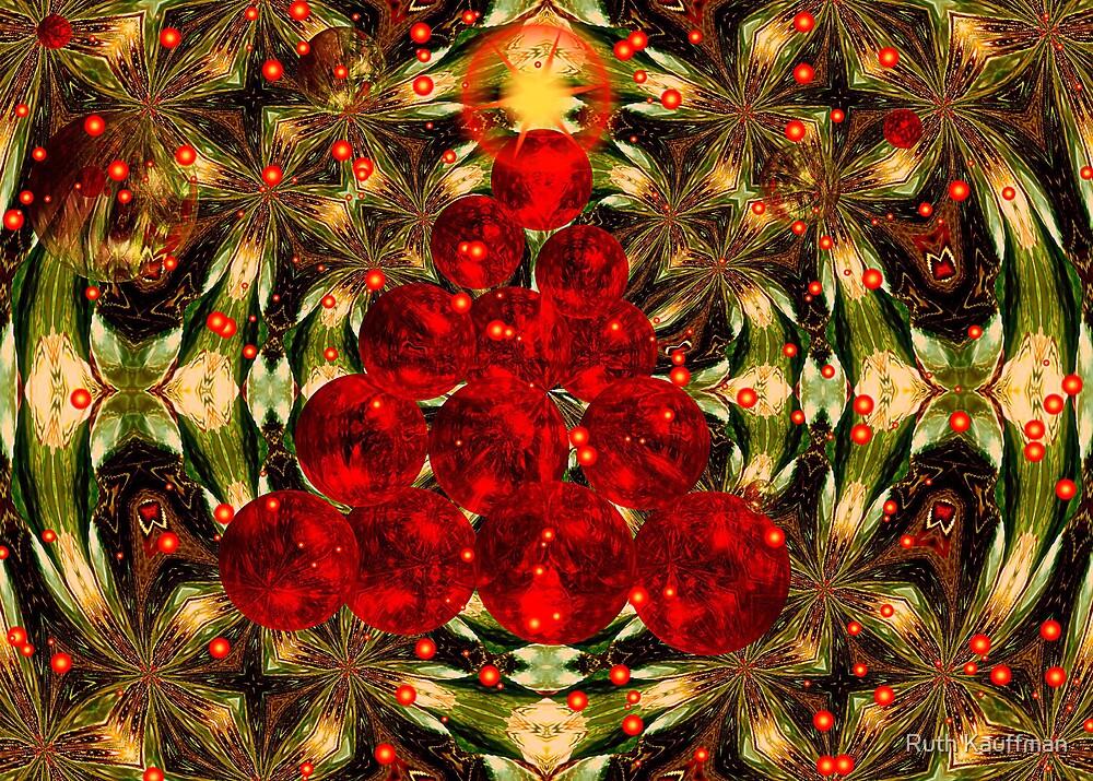 O' CHRISTMAS TREE... by Ruth Kauffman