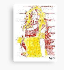 Love Bytes Ladies #13 Metal Print