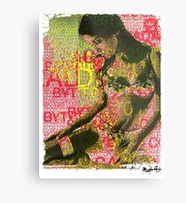 Love Bytes Ladies #9 Metal Print