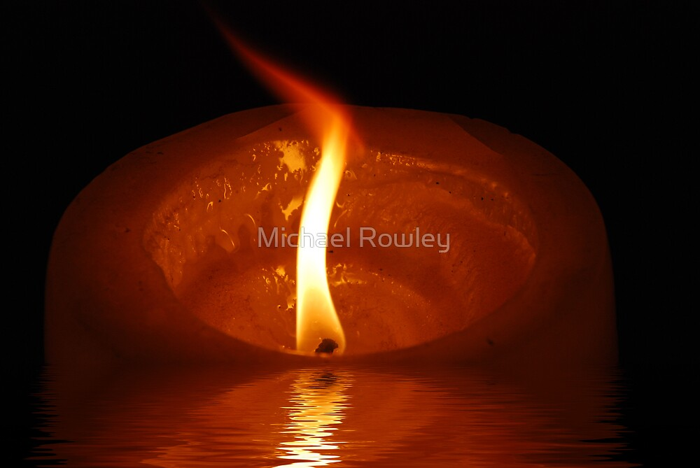 Fire & Water by Michael Rowley