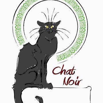 Du Chat Noir by SuperDeathGuy