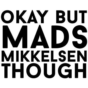 Mads Mikkelsen by eheu