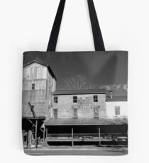 Central Roller Mill Tote Bag